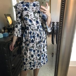 Floral midi Tooshop Dress